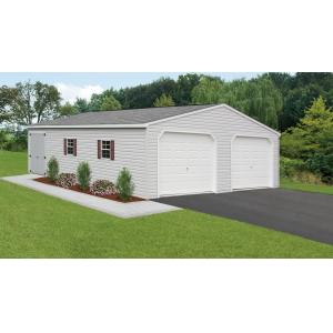 24'x32' Double Wide Garage
