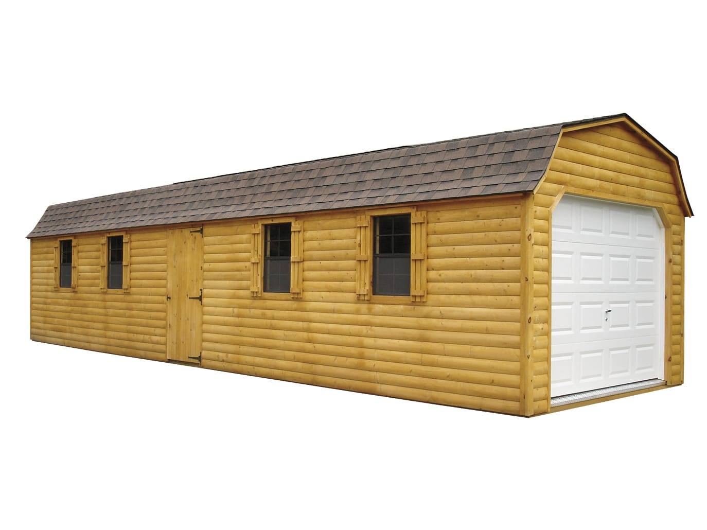 Super Barn Garages - Winchester Amish Connection