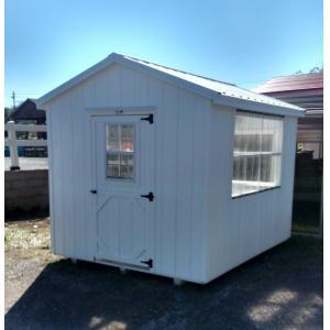 Basic Greenhouse - White